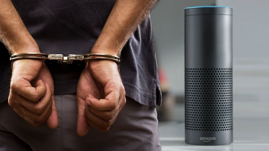 Man Arrested After Being Accused of Sexual Harassment by Amazon's Alexa